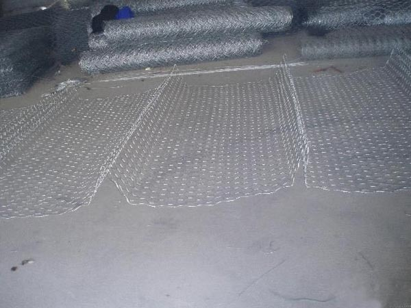Glavanized Gabion Box